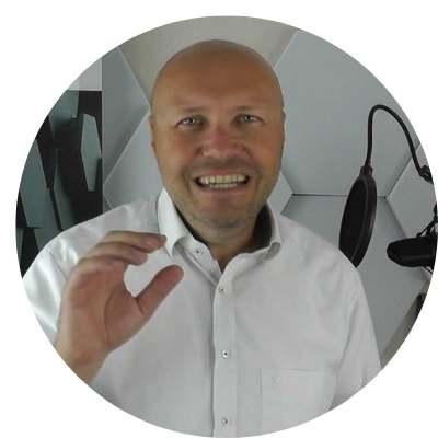 Dirk Krause über Zoom verkaufen